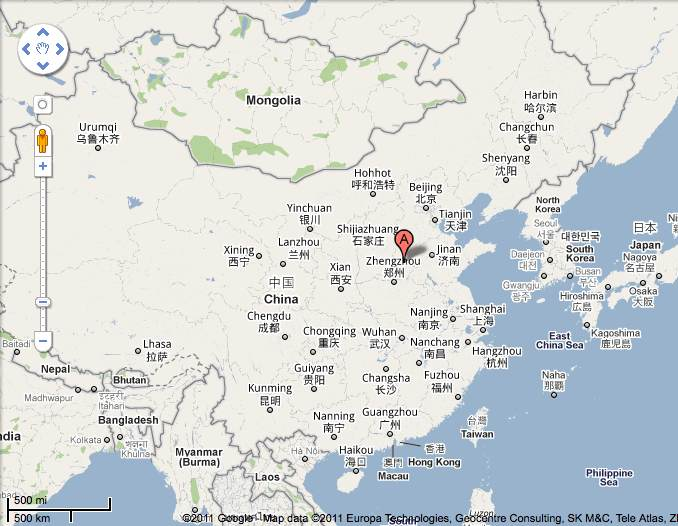Anyang China  City new picture : ... of determining ethnicity: the case of Shang tomb M54 at Anyang | kaogu